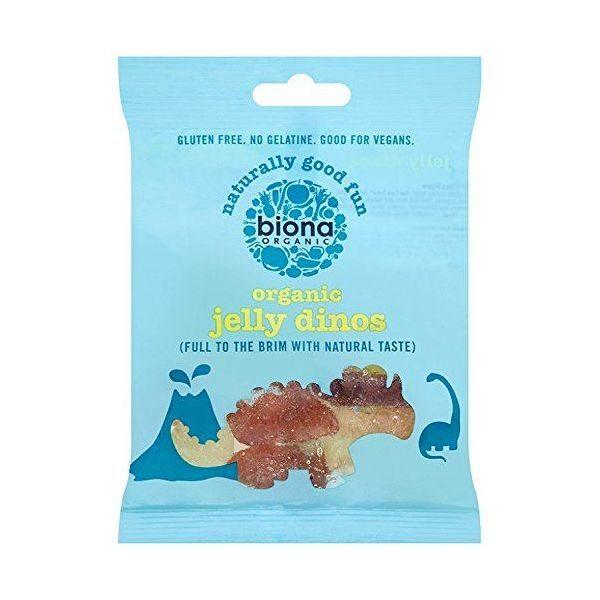 Biona Organic Jelly Dinos