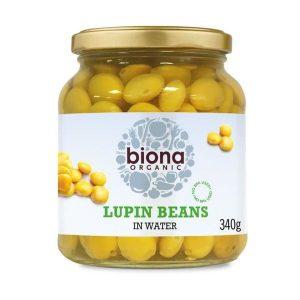 Biona Organic Lupin Beans