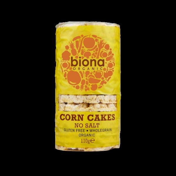 Biona Organic Corn Cakes