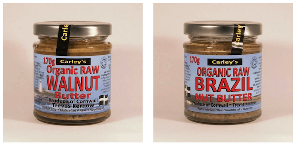 Carley's Nut Butters
