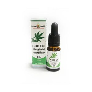 Power Health CBD Oil 500mg - 10ml