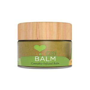 Love CBD Balm 100mg - 10g