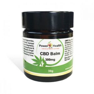 Power Health CBD Balm 300mg - 30g