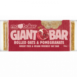 Ma Baker The Giant Pomegranate Bar