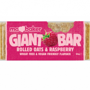 Ma Baker The Giant Raspberry Bar