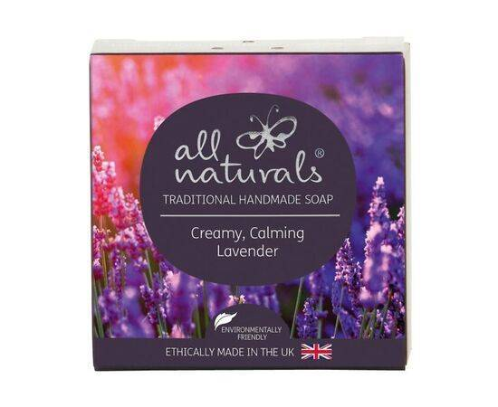 All Naturals Organic Soap Bar Lavender