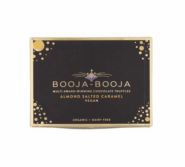 Booja Booja Almond Salted Caramel Chocolate Truffles
