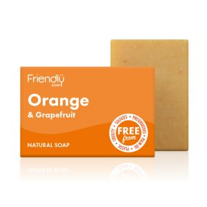 Friendly Soap Orange & Grapefruit