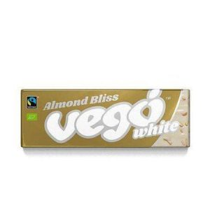 Vego Organic White Almond Bliss