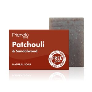 Friendly Soap Patchouli & Sandalwood Soap