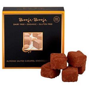 Booja Booja - Almond Salted Caramel Chocolate Truffles